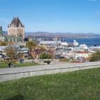 Québec avec les yeux d'un touriste