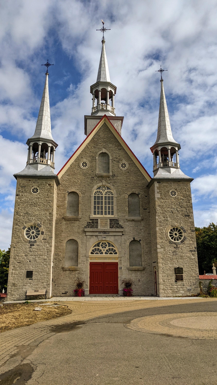 L'Église de Sainte-Famille-de-l'Île-d'Orléans
